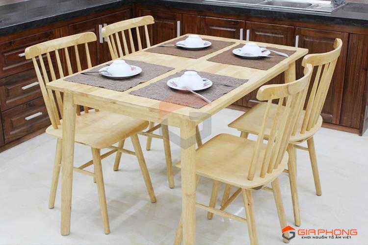 Bộ bàn ăn ghế Pinnstol